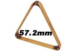 triangle wood